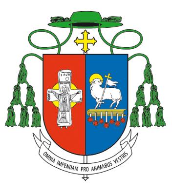 Erb banskobystrického diecézneho biskupa Mariána Chovanca